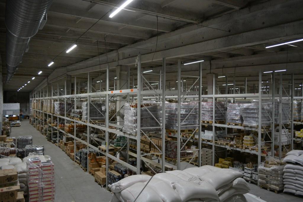 Электромонтаж в промышленных помещениях